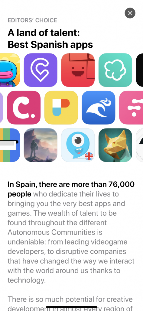 Editor's Choice  Best Spanish apps •