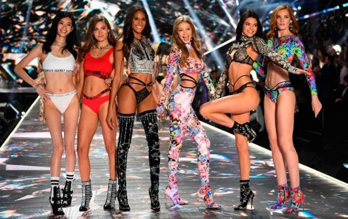 Victorias Secret Show -  On 5 TV fashion shows you need to watch.