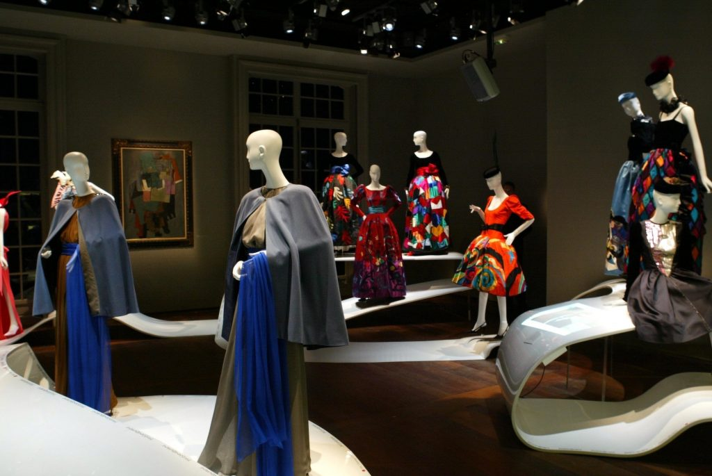 The Fondation Pierre Berge-Yves Saint Lawrence is one of the 11 museums dedicated to fashion you need to visit