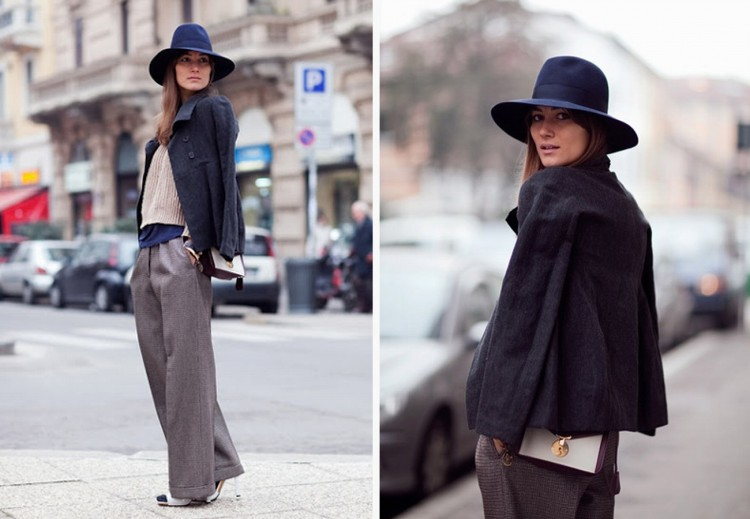 Georgia Tordini is one of the fashion influencers you need to follow
