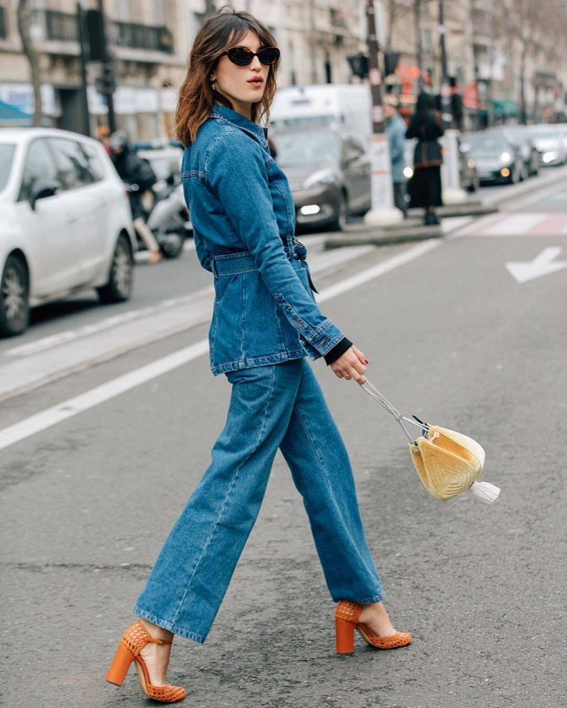 Jeanne Damas is one of the fashion influencers you need to follow