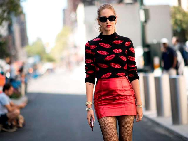 Chiara Ferragni is one of the fashion influencers you need to follow