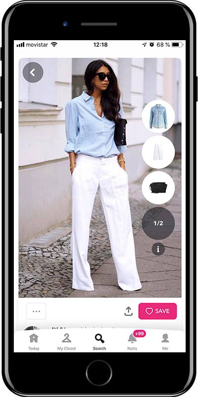 Palazzo pants are one of the 10 basics to wear in summer