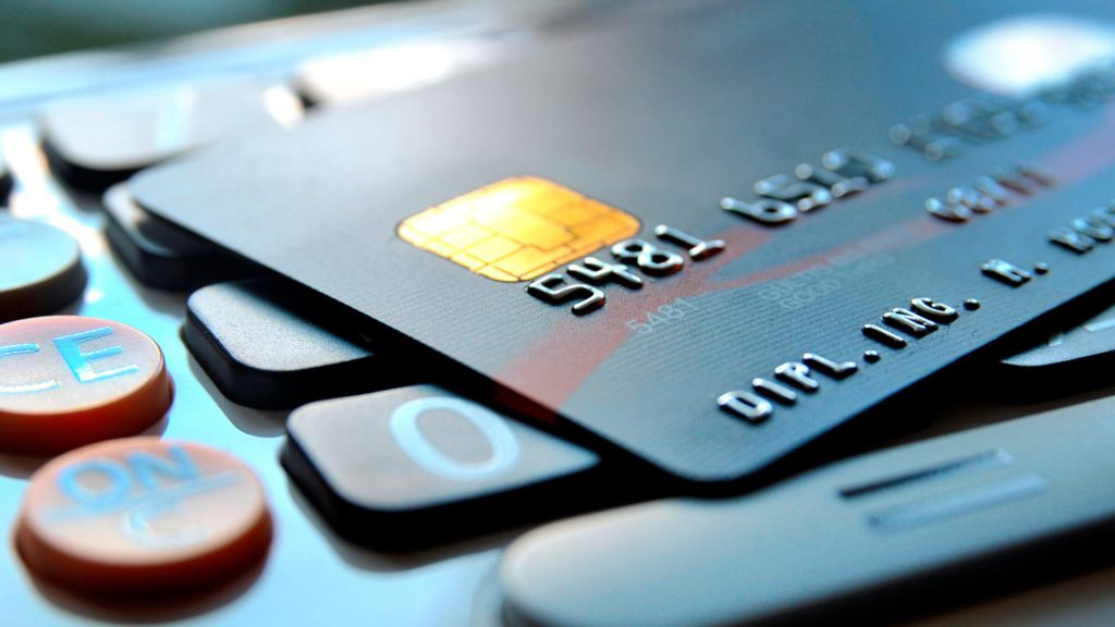 Credit cards for shopping online