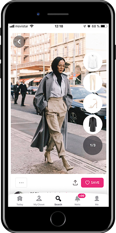 Maxi coats are a fashion trend to follow this fall