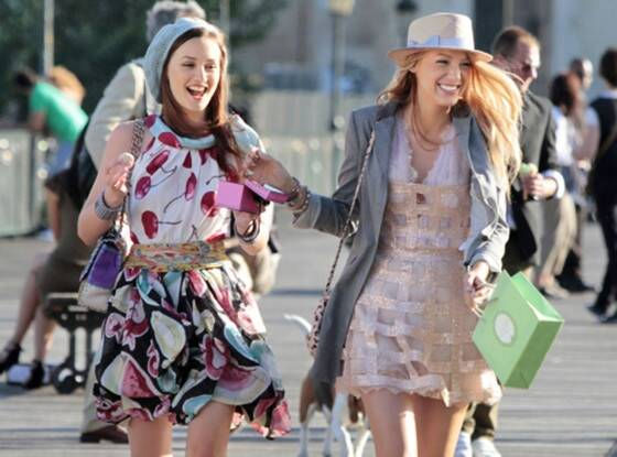 Most iconic outfits of Gossip Girl - serena and Blair