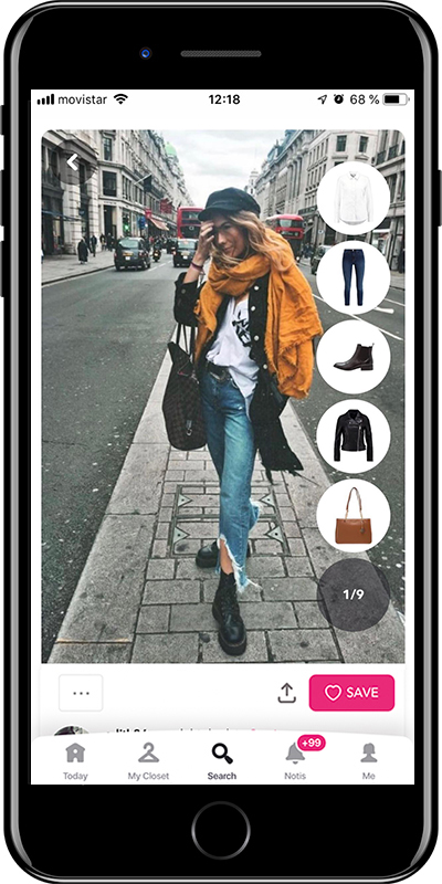 Wearing with layers is one of the tips for dressing in winter without losing your style